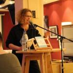 Henrike Lang bei ihrer Lesung