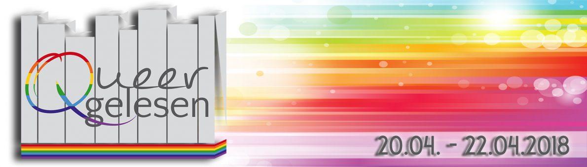 queer gelesen 20.-22.4.2018 Mainz